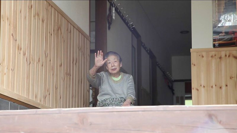 《佐藤初女|2014年9月30日》(13min, 2014)
